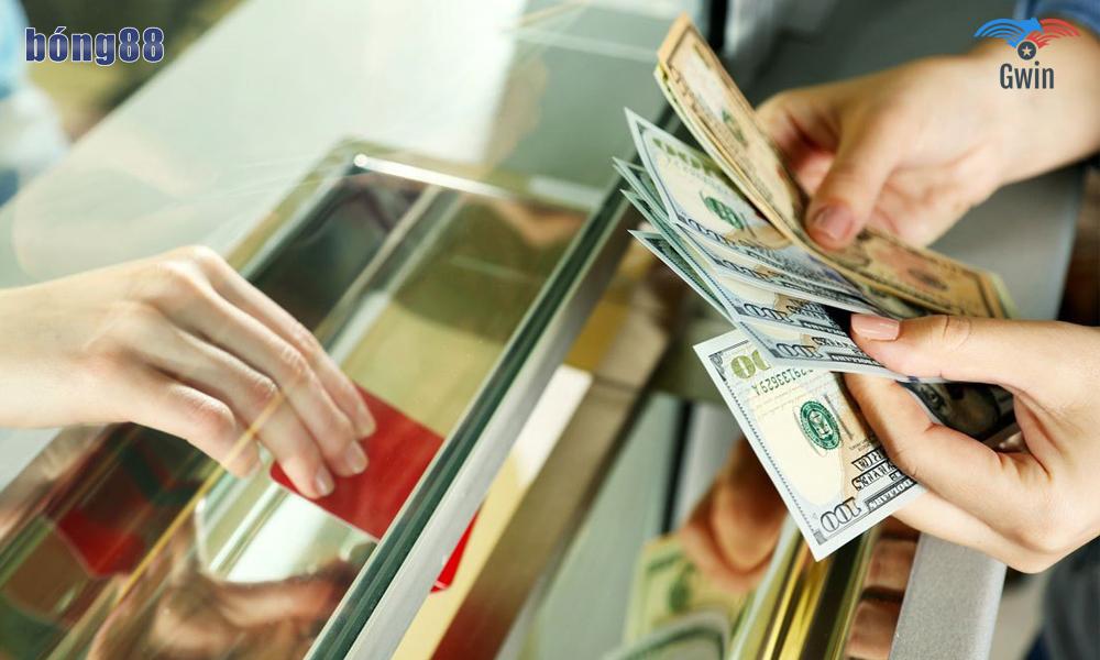 Các phương thức nạp tiền Bong88 - Chuyển qua quầy giao dịch ngân hàng