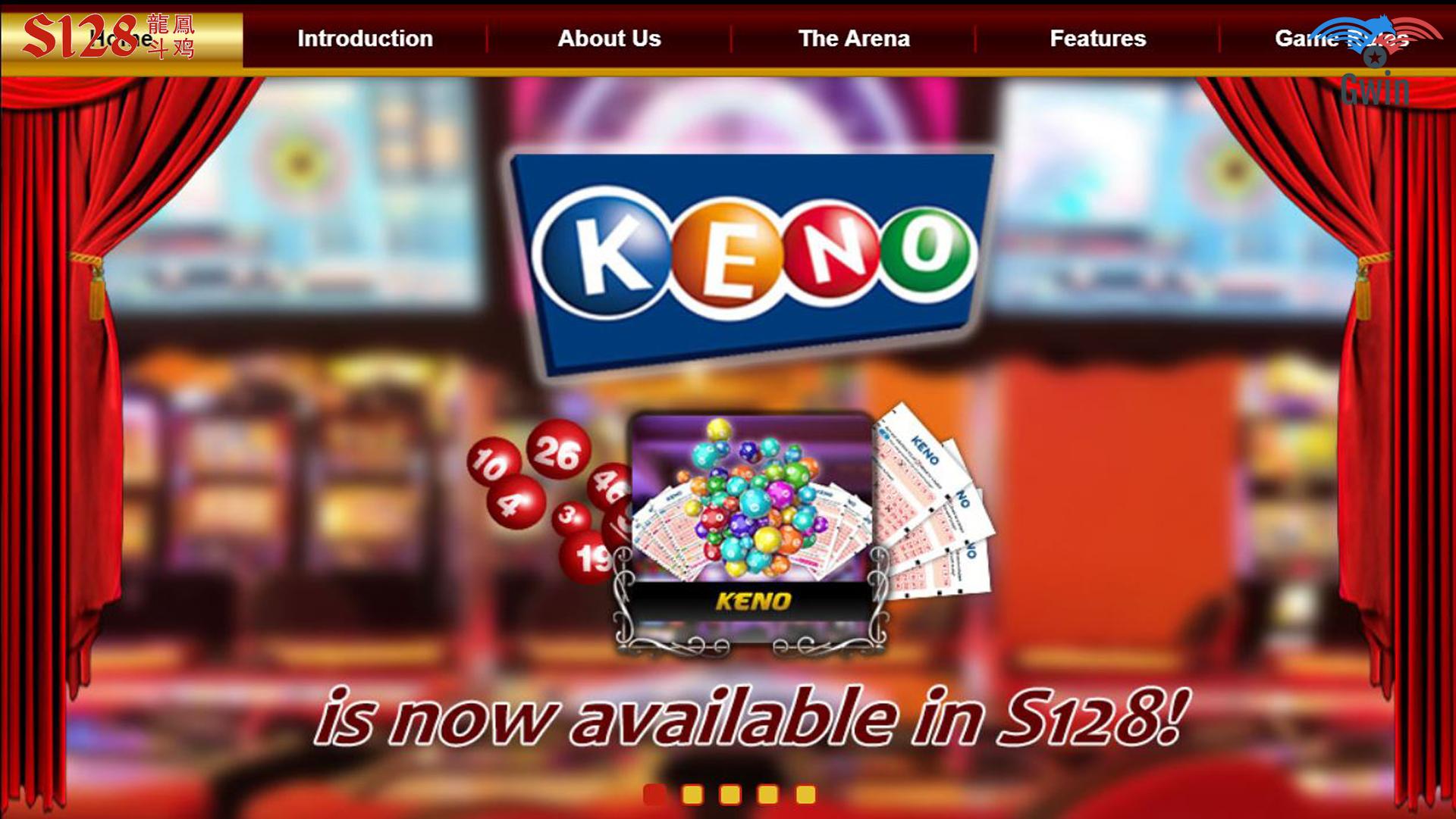 Casino trực tuyến S128