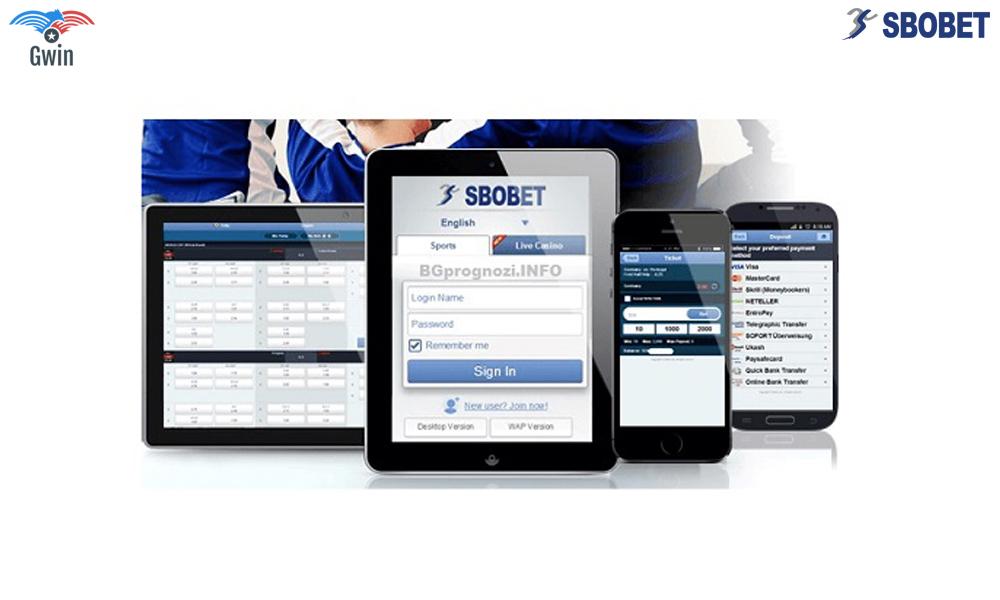 Tải app Sbobet cho iOS